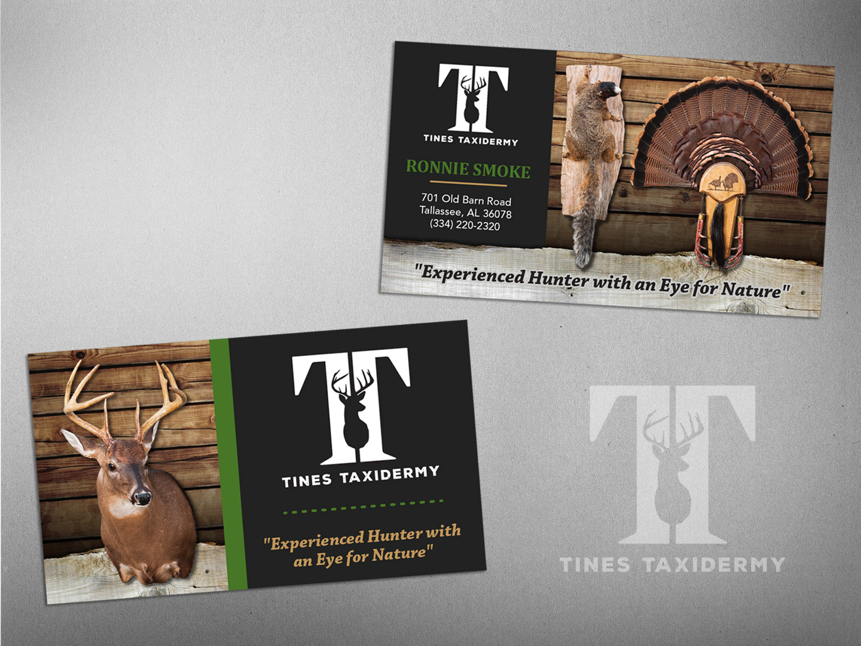 Business Card Design – Welcome to 12Point Studios!